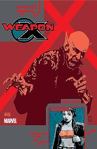 Weapon X: The Draft - Wild Child (2002) #1