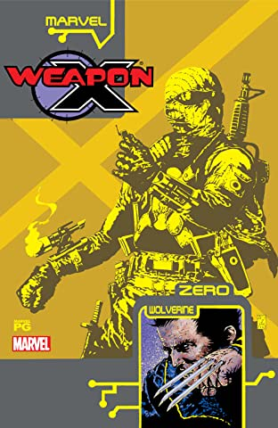 Weapon X: The Draft - Zero (2002) #1