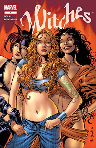 Witches (2004) #1 (of 4)