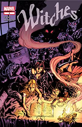Witches (2004) #2 (of 4)