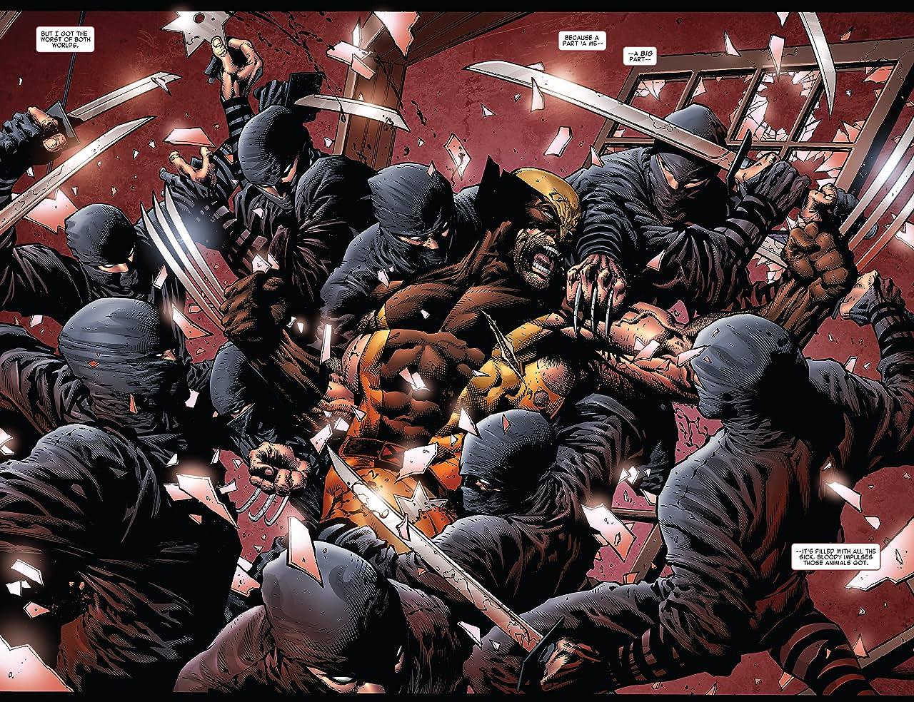 Wolverine (2010) #900