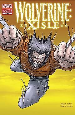 Wolverine: XISLE (2003) #1 (of 5)