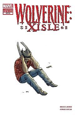 Wolverine: XISLE (2003) #2 (of 5)