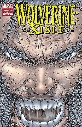 Wolverine: XISLE (2003) #3 (of 5)