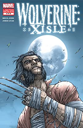 Wolverine: XISLE (2003) #4 (of 5)