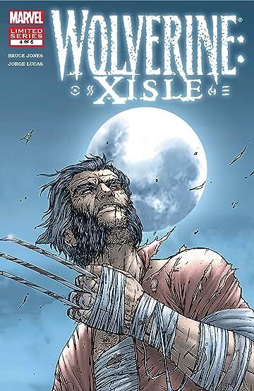 Wolverine: XISLE (2003) #4 (of 5)