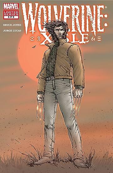 Wolverine: XISLE (2003) #5 (of 5)