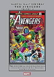 Avengers Masterworks Vol. 14