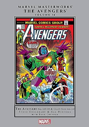 Avengers Masterworks COMIC_VOLUME_ABBREVIATION 14