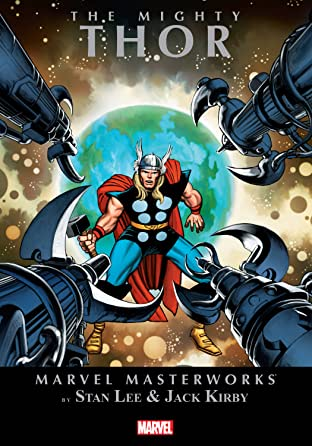 Thor Masterworks COMIC_VOLUME_ABBREVIATION 5
