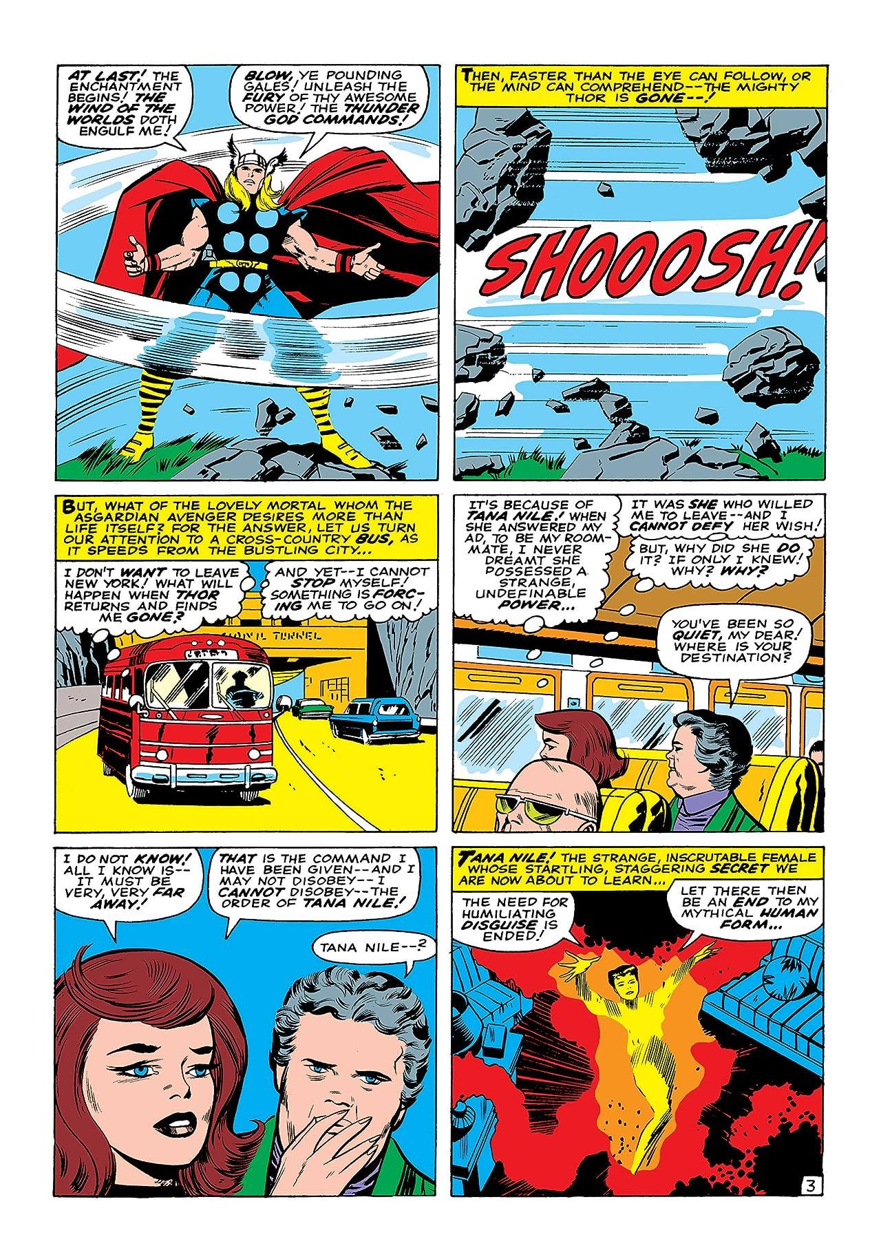 Thor Masterworks Vol. 5