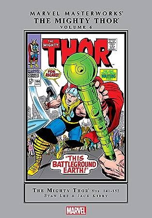 Thor Masterworks Vol. 6