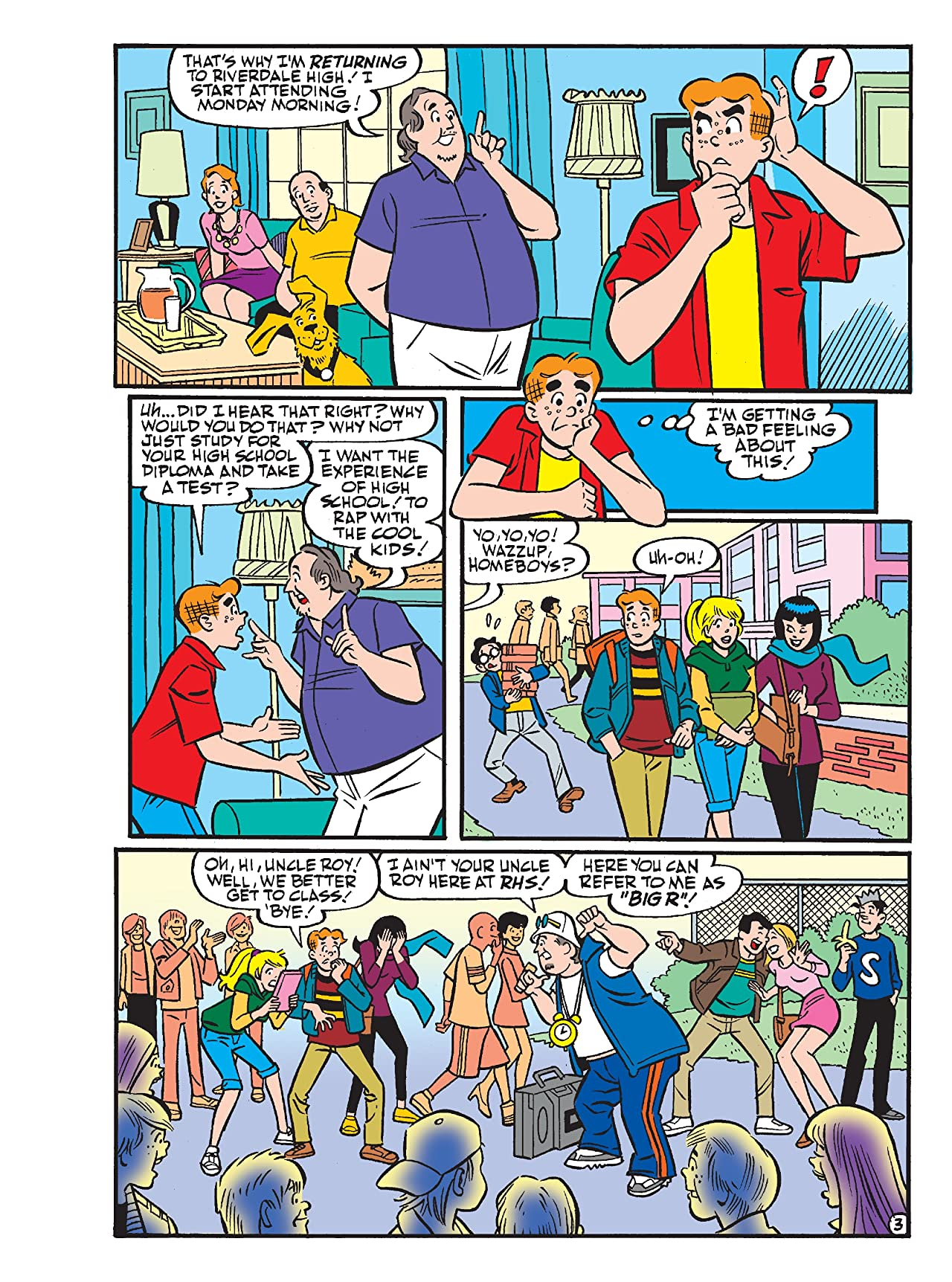 Archie Comics Double Digest #281