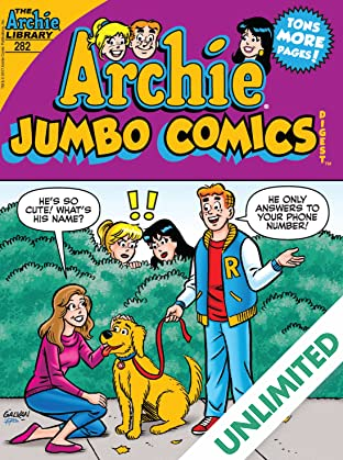 Archie Comics Double Digest #282