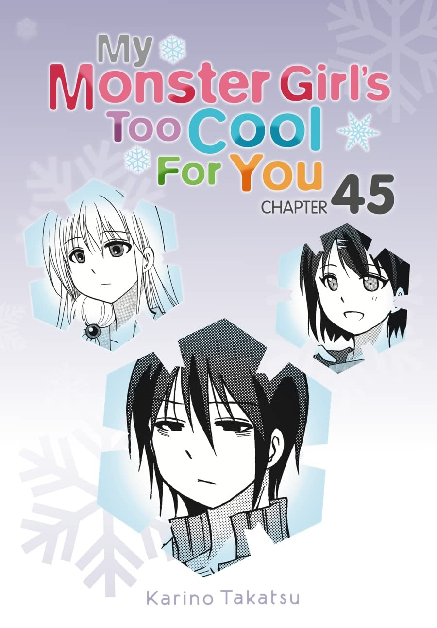 My Monster Girl's Too Cool for You #45