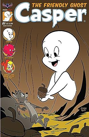 Casper The Friendly Ghost #1