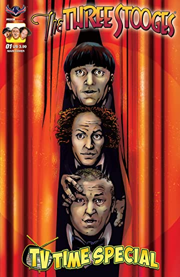The Three Stooges: TV Time Special #1