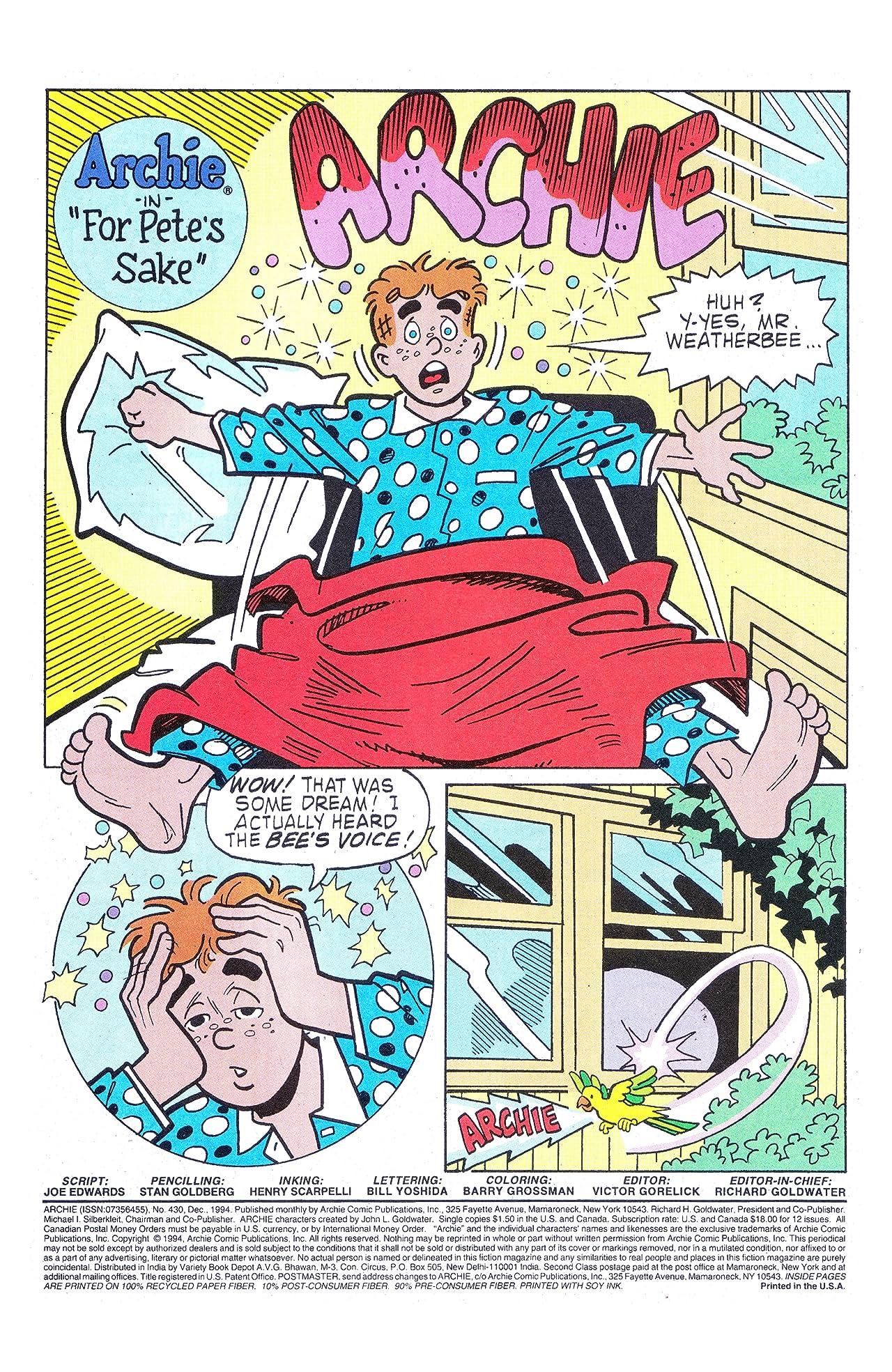 Archie #430