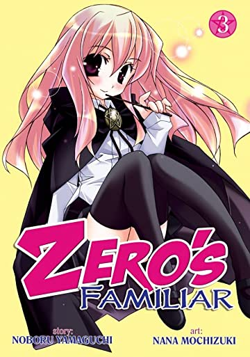 Zero's Familiar Vol. 3