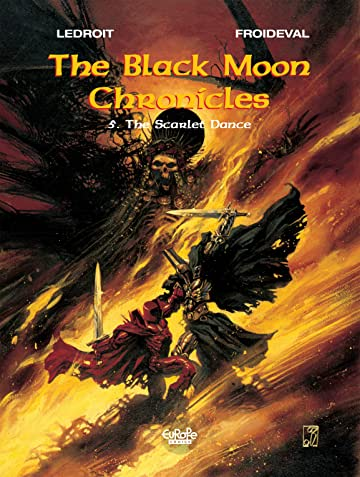 The Black Moon Chronicles Vol. 5: The Scarlet Dance