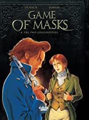 Game of Masks Tome 4: The Two Grasshoppers