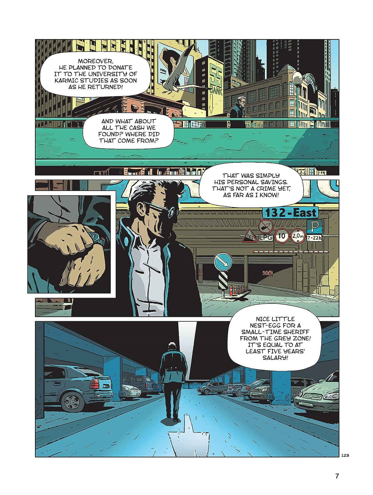 Karma City Vol. 6