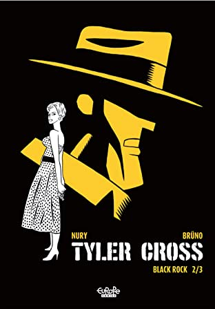 Tyler Cross - Volume 1 #2: Black Rock