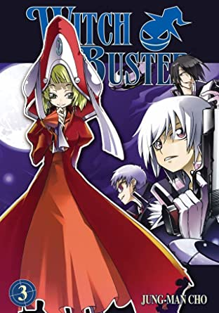 Witch Buster Vol. 3