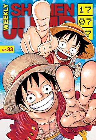 Weekly Shonen Jump Tome 283: 07/17/2017