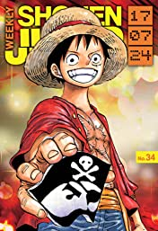Weekly Shonen Jump Vol. 284: 07/24/2017