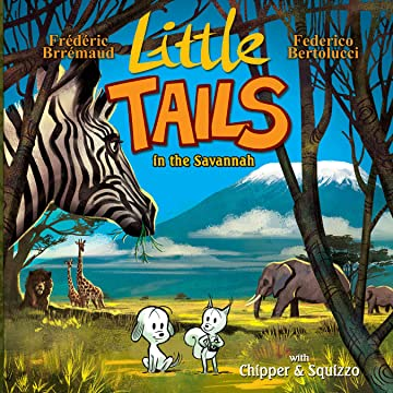 Little Tails: In the Savannah
