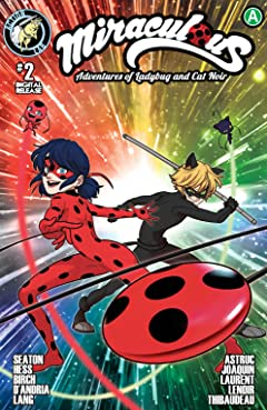 Miraculous: Adventures of Ladybug and Cat Noir #2