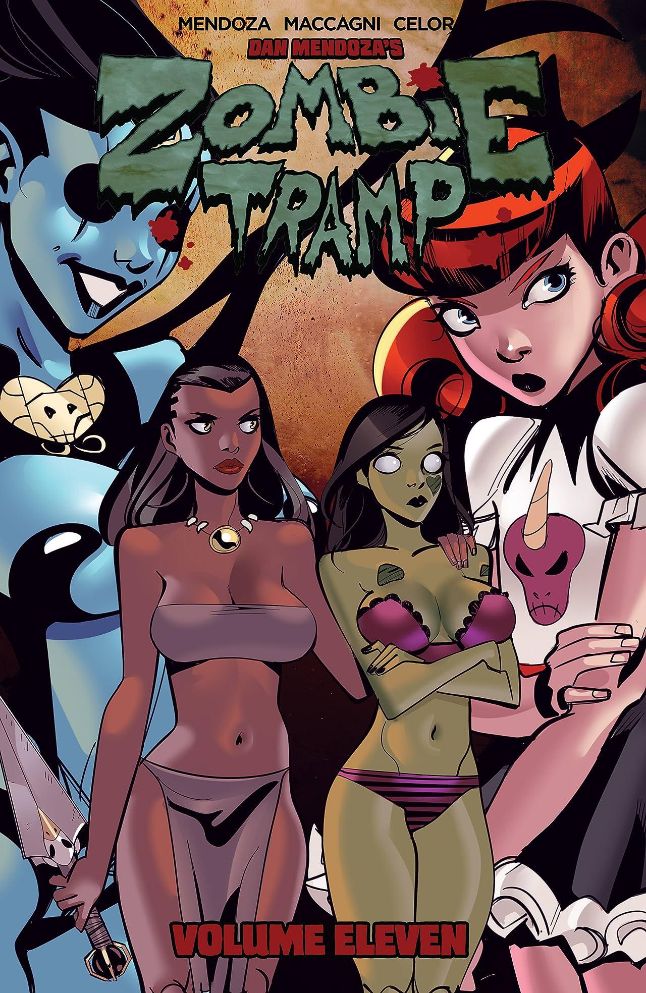 Zombie Tramp Vol. 11: Demon Dames and Scandalous Games