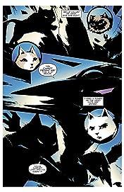 Hero Cats: Midnight Over Stellar City Vol. 2 #3