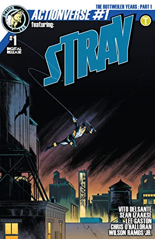 Actionverse Stray Ongoing #1