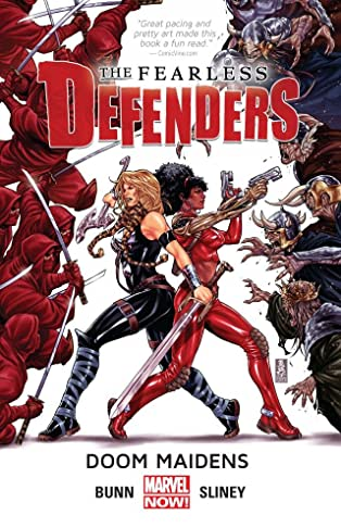 Fearless Defenders Vol. 1: Doom Maidens