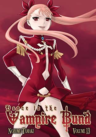 Dance in the Vampire Bund Vol. 13