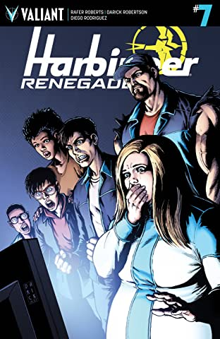 Harbinger Renegade No.7