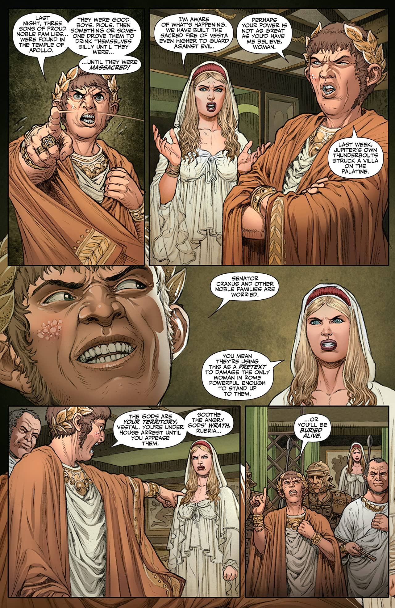 Britannia Vol. 2: We Who Are About to Die