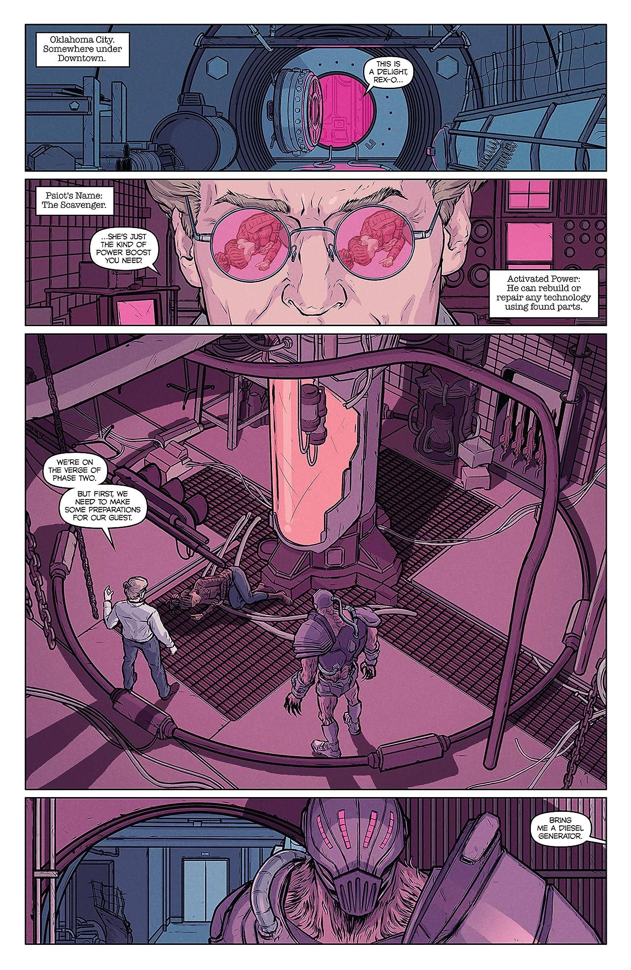 Secret Weapons (2017) #4