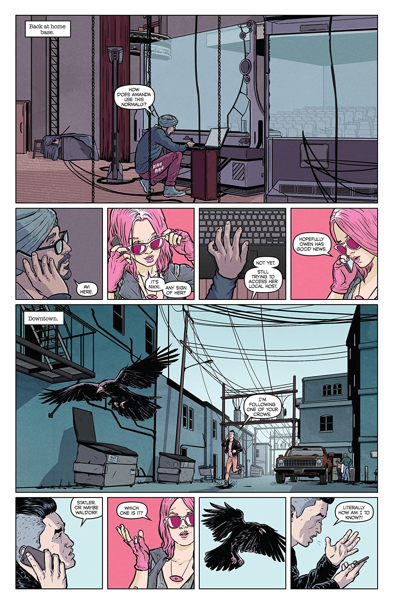 Secret Weapons (2017) #4