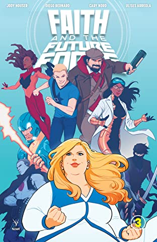 Faith and the Future Force No.3