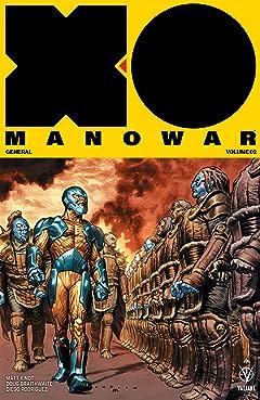 X-O Manowar (2017) Vol. 2: General