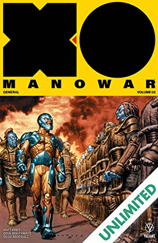 X-O Manowar (2017) Vol. 2: General