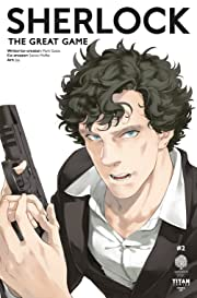 Sherlock: The Great Game #2