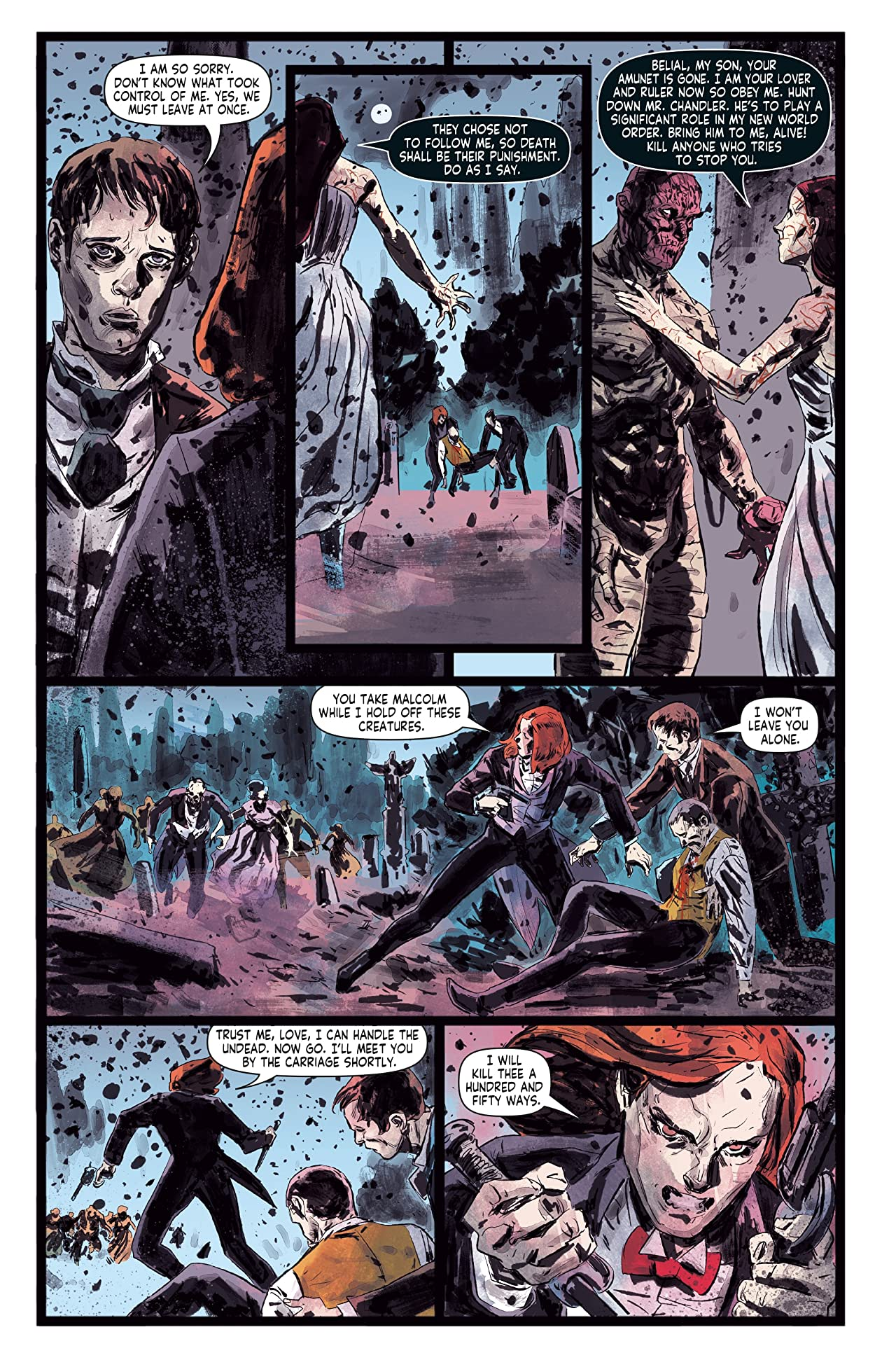 Penny Dreadful: The Awakening #2.5