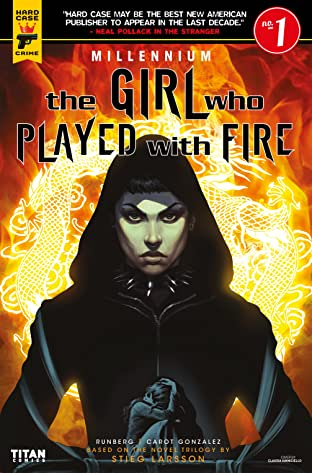 The Girl Who Played With Fire - Millennium No.2.1