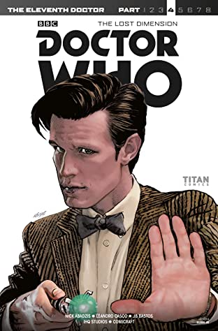Doctor Who: The Eleventh Doctor #3.10