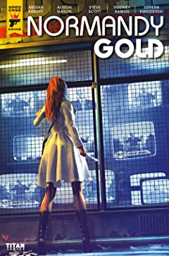 Normandy Gold #4