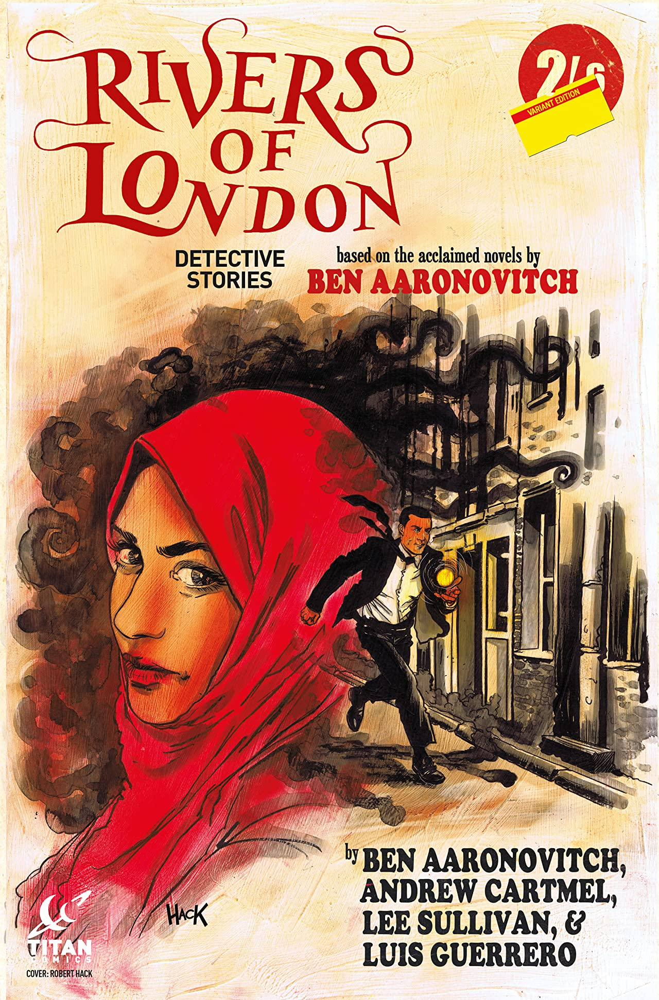Rivers of London: Detective Stories #4